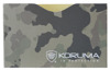 Horizontal RFID blocking card protector (desert camo)