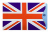 Vertical card protector (Union Jack)
