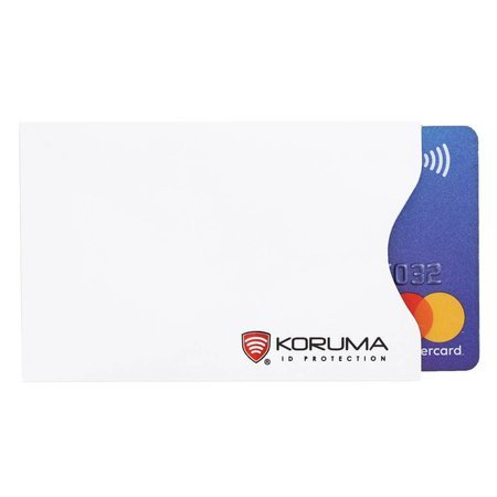 RFID Blocking contactless card protector (vertical)