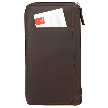 RFID blocking travel organizer - SMART RFID BLOCK