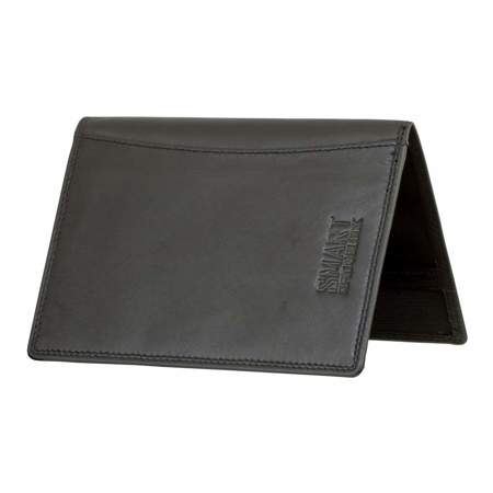 Reisepass RFID Blocking Passport Holder Germany (Black)